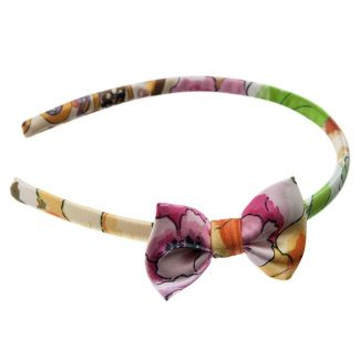 Marocco bow headband