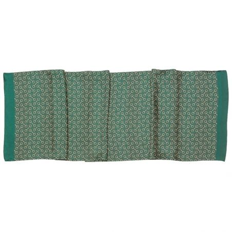 Men Scarf Laura Biagiotti green