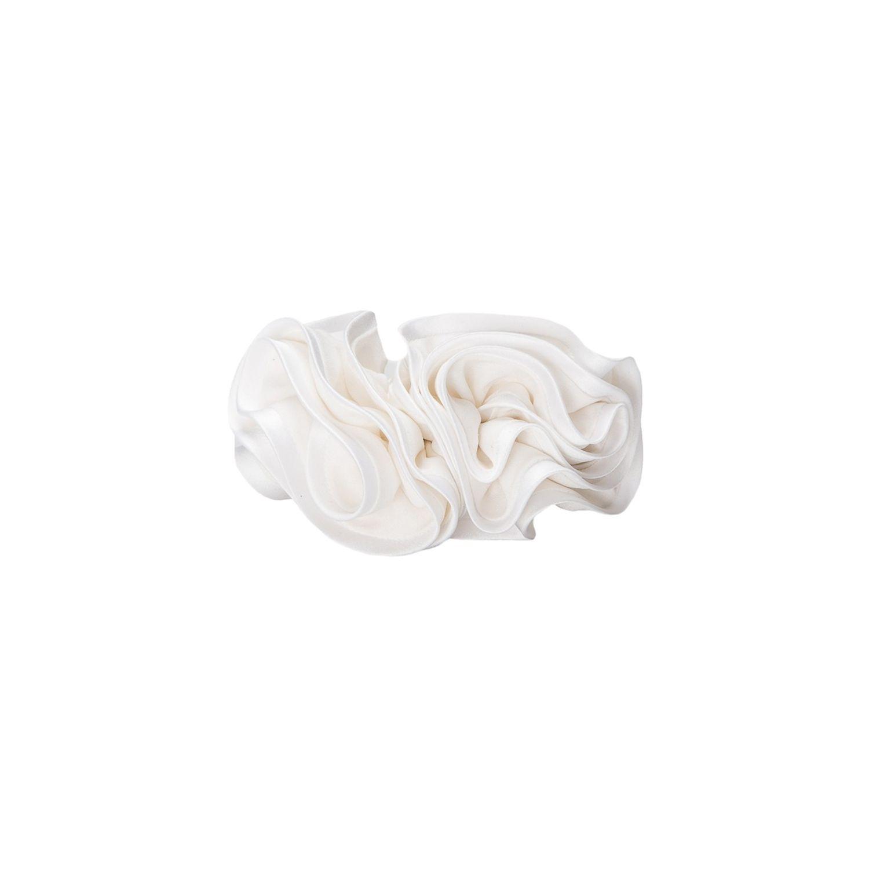 Flower Hair white