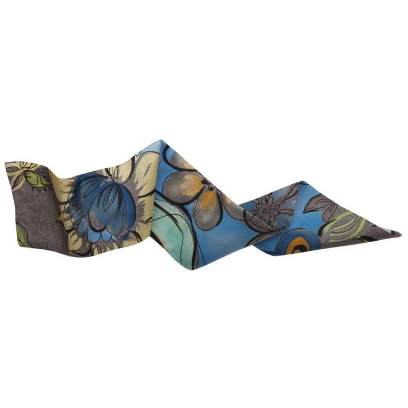 Eşarfă de păr Azzurro di Capri