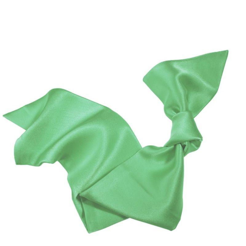 Eşarfă de păr verde