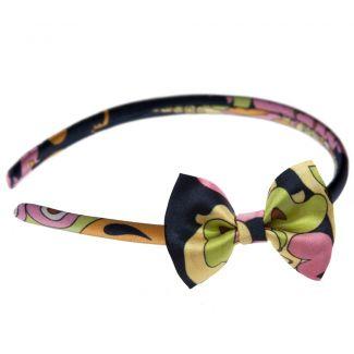 Serenatta bow headband