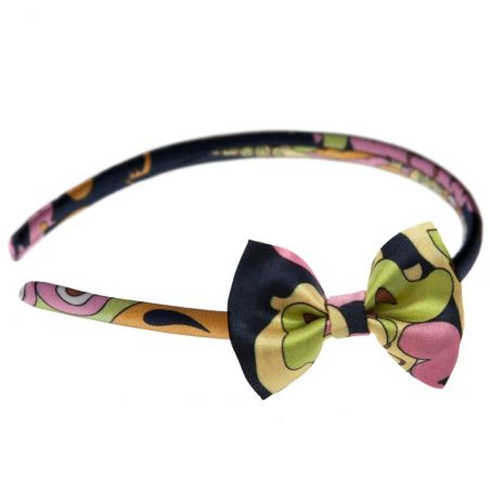 Serenatta bow headband