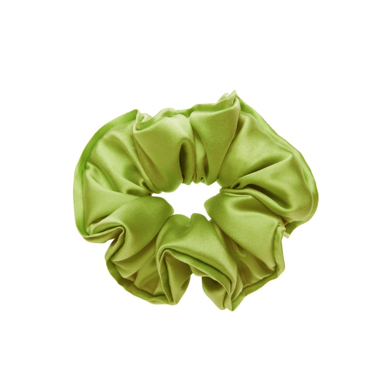 Hair twist verde gălbui