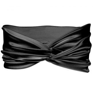 Turban negru