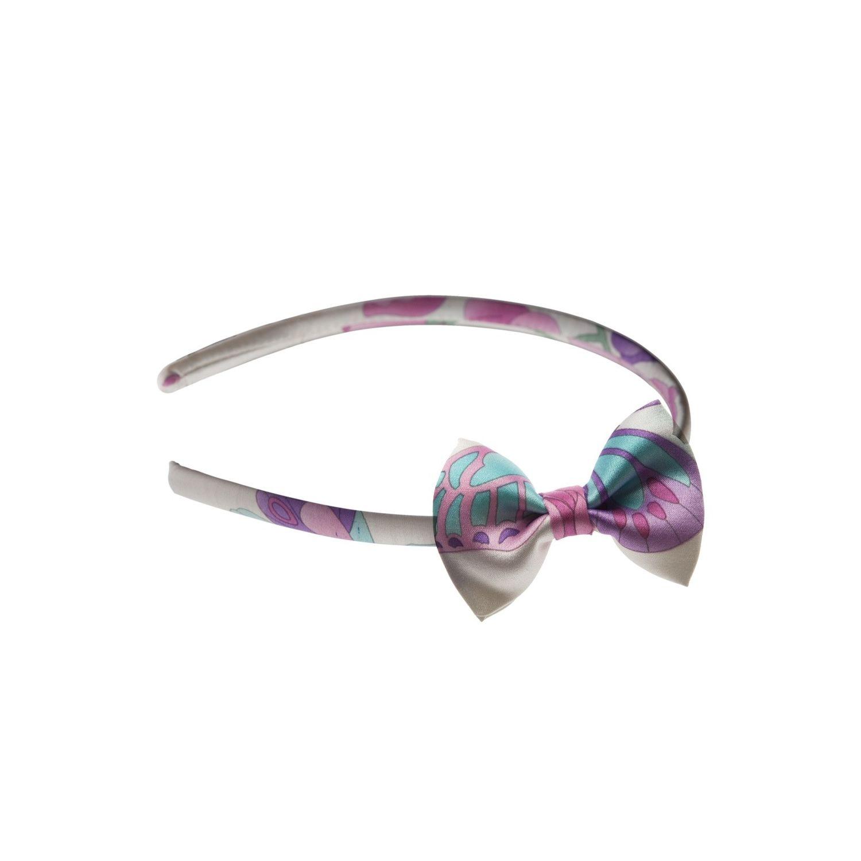 Headband cu fundiţă Butterfly