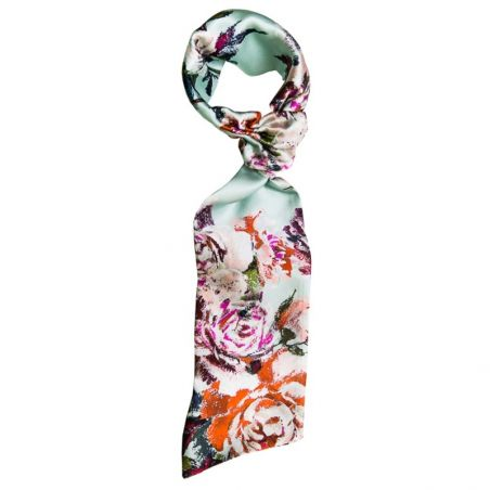 Neige scarf drive Roses