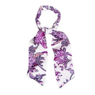 Eşarfă mătase naturală Grace