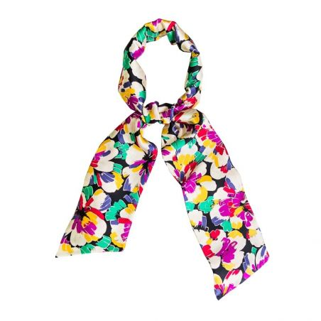 Toujour Colors Silk Scarf