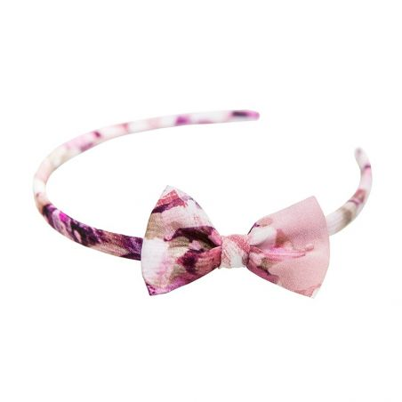 Headband cu fundita Little Princess