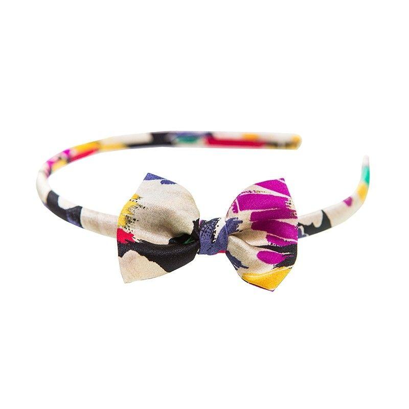 Headband cu fundiţă Toujour Colors