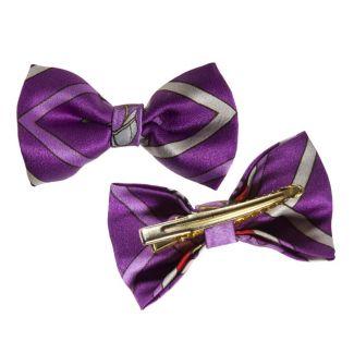 Fundiţă de păr London Rush fond purple