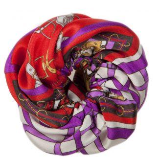 Hair rose London Rush fond purple