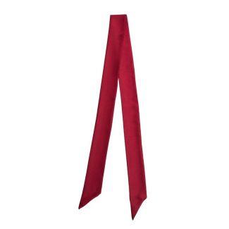 Eşarfă lungă roşie