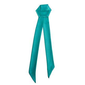 Eşarfă Skinny turquoise