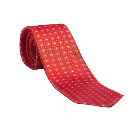 Laura Biagiotti tie smart red