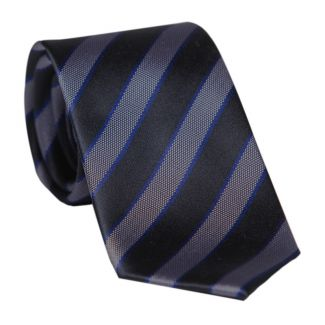 Laura Biagiotti tie navy stripes