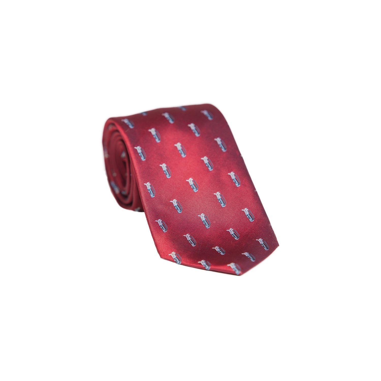 Cravata Laura Biagiotti golf bordo