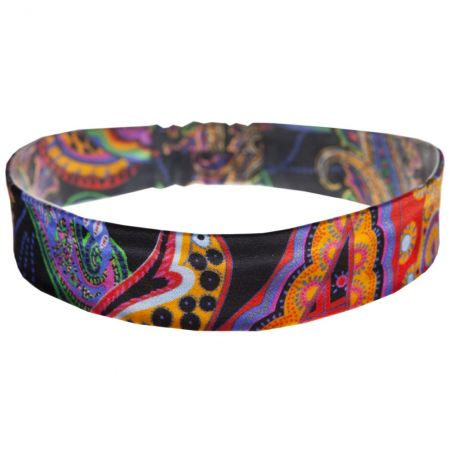 9 Lives elastic headband