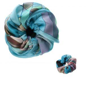 Hair Rose Blue Girl