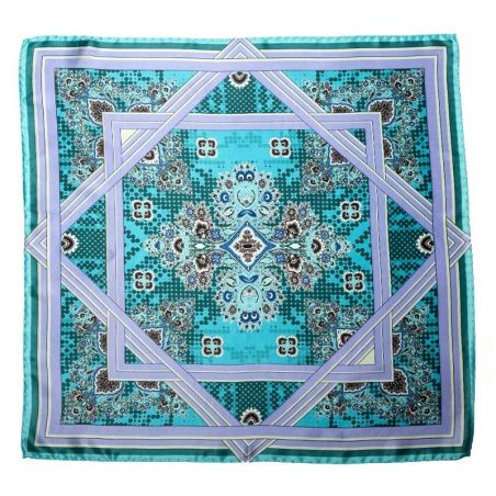 Mila Schon US Hot Style turquoise