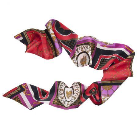 Eşarfă mătase naturală Milady