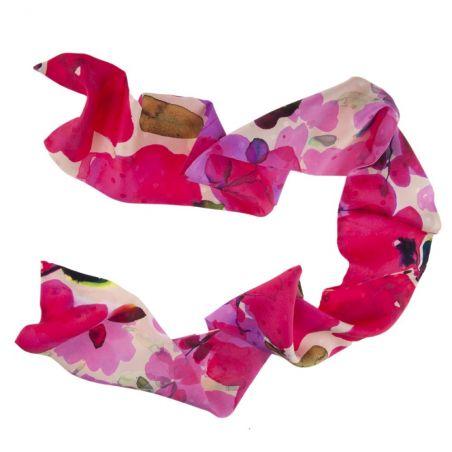 Fucsia Madness scarf