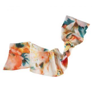 Eşarfă de păr Aquarelle