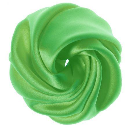 Green hair rose