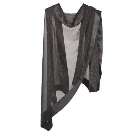 Sal fashion lurex black