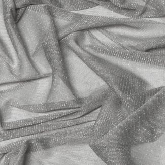 Sal fashion lurex gray