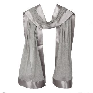 Sal fashion lurex gray