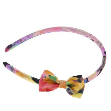 Tutti Frutti bow headband