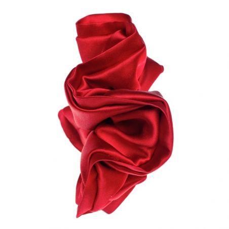 Hair twist Japanese Spring roşu