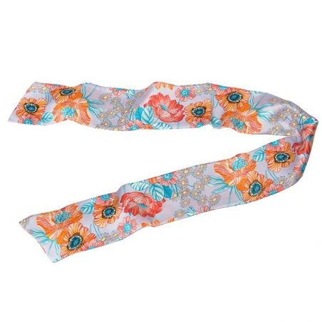 GIFT: Silk Scarf and bow Puerto Rico