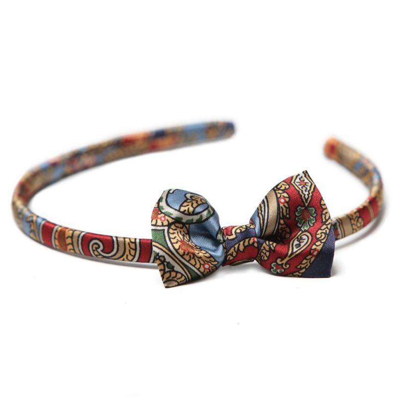 Headband cu fundita My Privilege