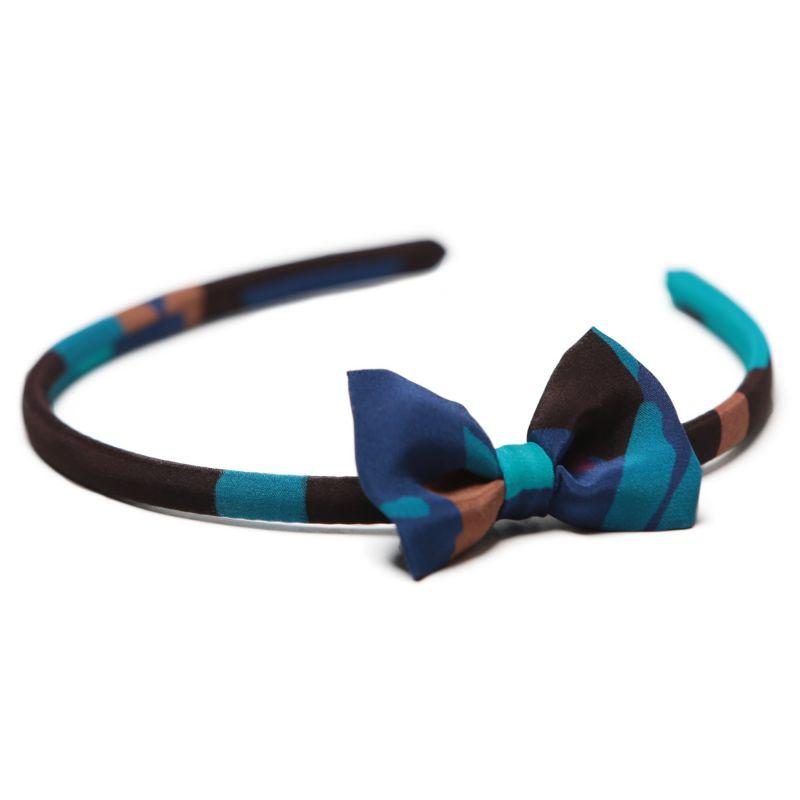 Headband cu fundita Camouflage