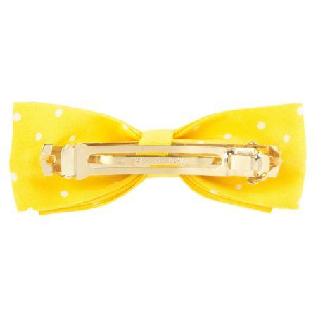 Fundă clamă Pretty Woman fond galben