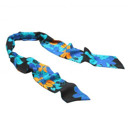 Electric Bar silk scarf
