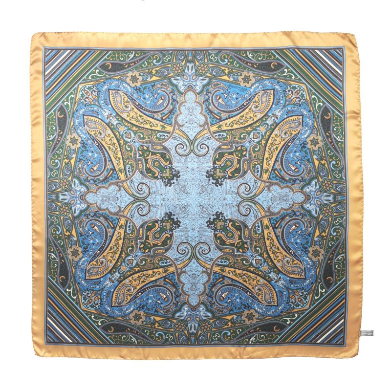 For Ever Paisley Beige