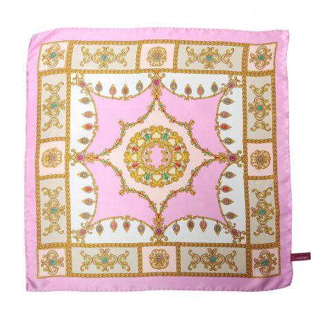 Jewellery Pale Pink silk scarf