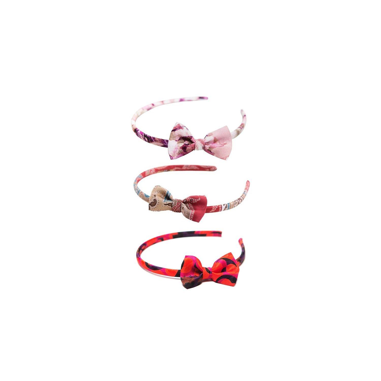 Headband: Moulin Rouge, Marsala Luxury and `70 Brigitte