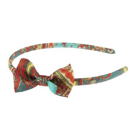 Venice bow headband