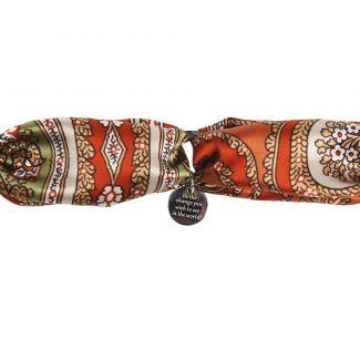 Silk bracelet My Privilege Ginger