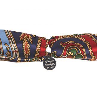 Silk bracelet My Privilege