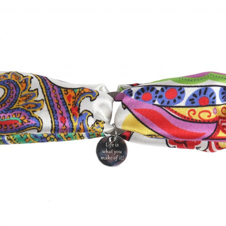 Silk bracelet Sunny Day