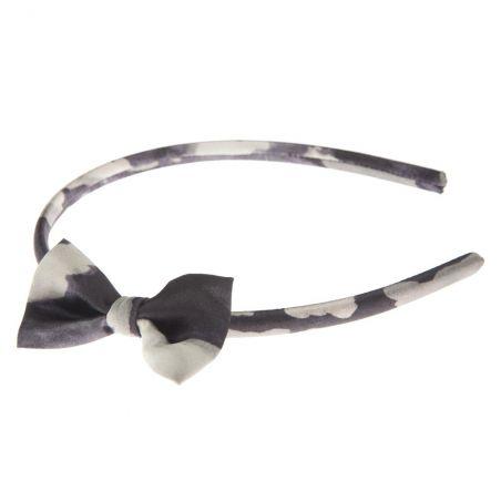 Bow headband Valentino leopard