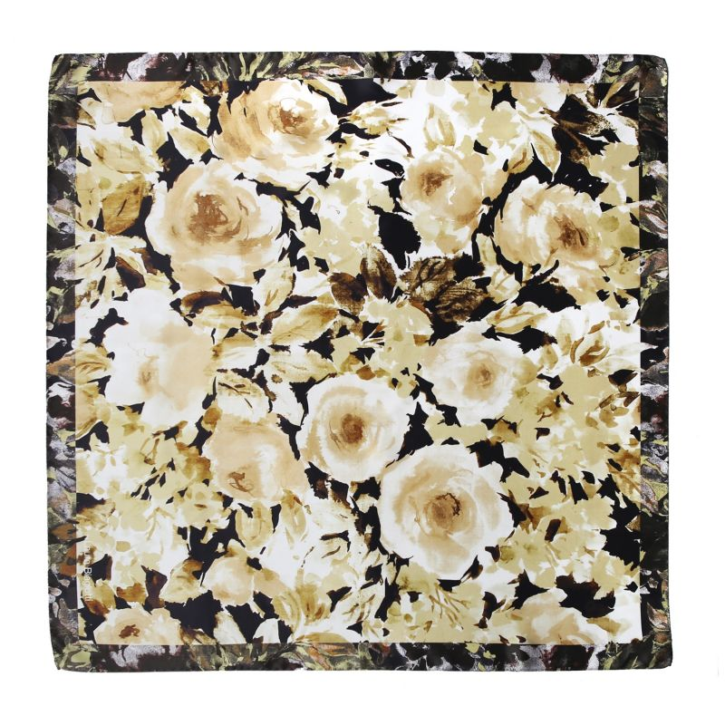 Desire pastel Silk scarf