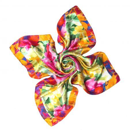 Desire pink Silk scarf