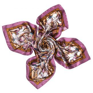Volare Cinnabar Silk scarf